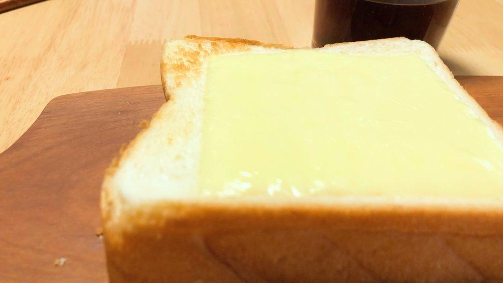 乃が美のチーズトースト