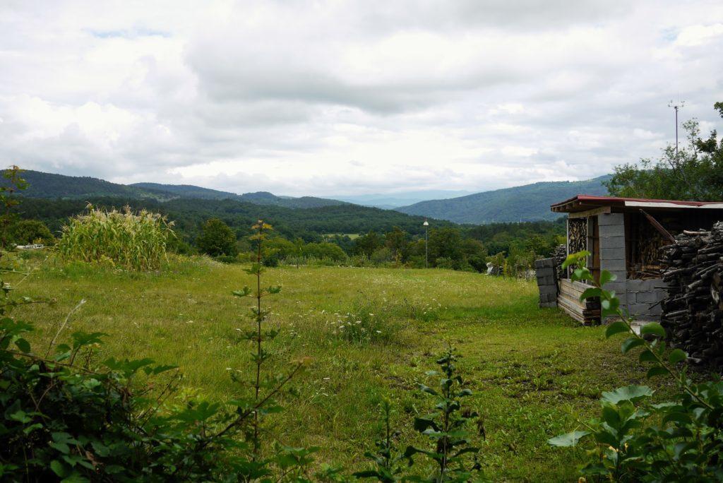 シュコツィヤンの風景