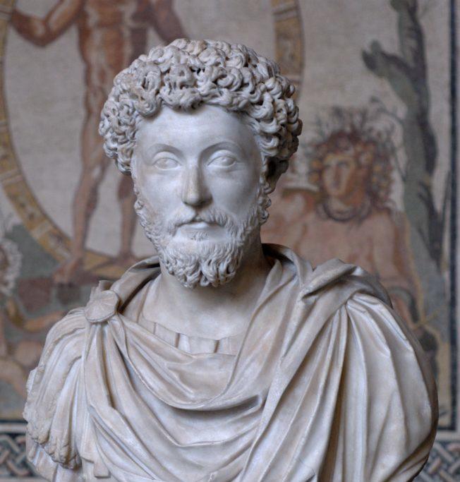 マルクス・アウレリウス胸像