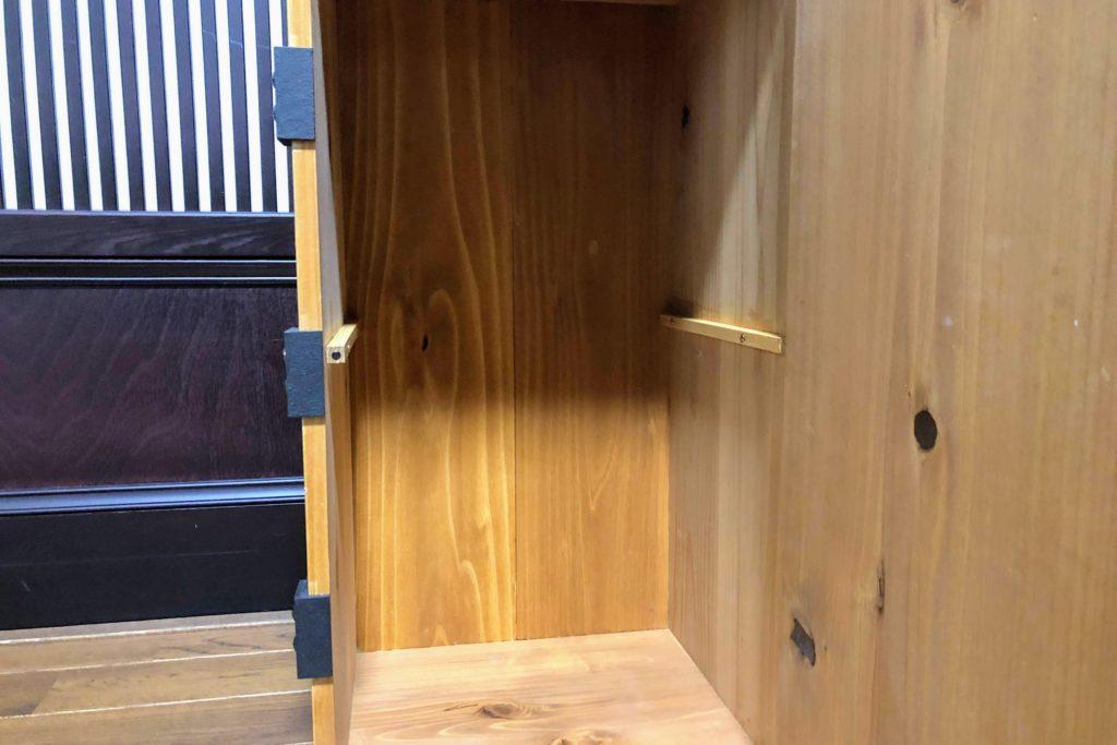 扉を開けた禰󠄀豆子の箱