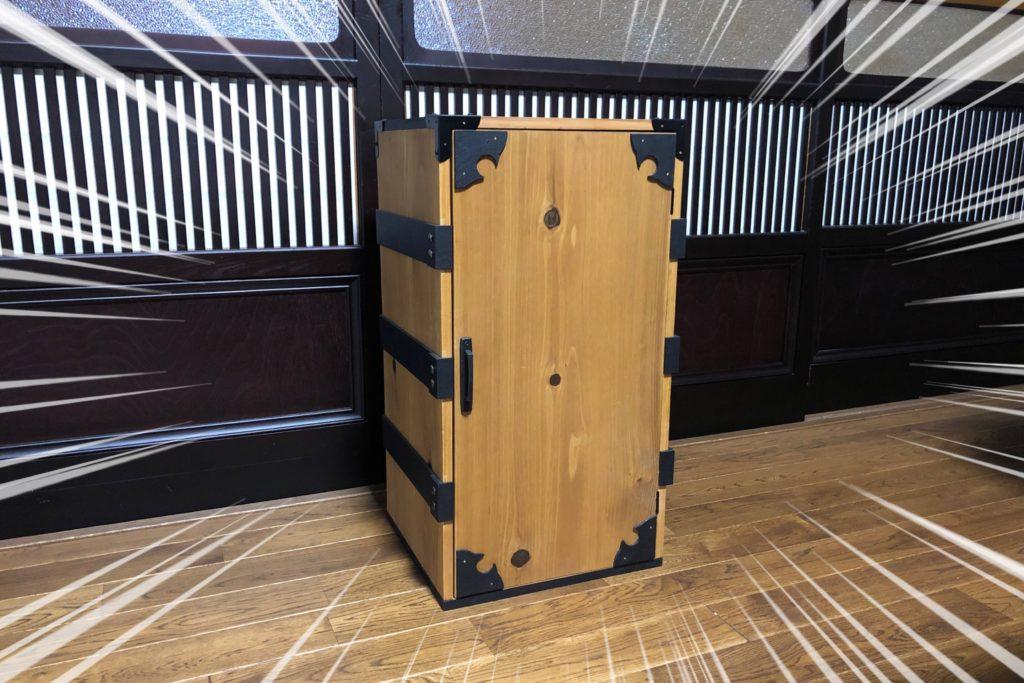 禰󠄀豆子の箱 集中線